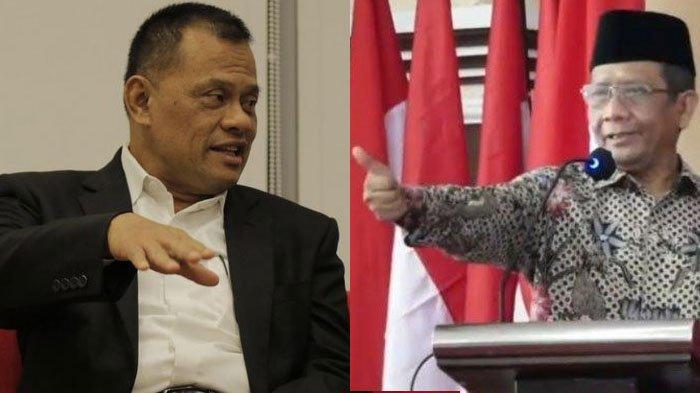Masa Lalu Gatot Nurmantyo Dikuliti Mahfud MD di ILC TV One, Mahfud MD sebut KAMI Bukan Apa-Apa
