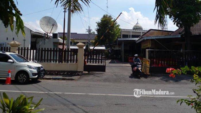 Mapolres Jadi Tempat Pemeriksaan Kasus Dugaan OTT Bupati Nganjuk, Tertutup Sementara Bagi Media