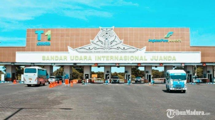 Bandara Juanda Siap Sambut New Normal, Terapkan Prosedur Kesehatan Ketat Bagi Penumpang dan Petugas