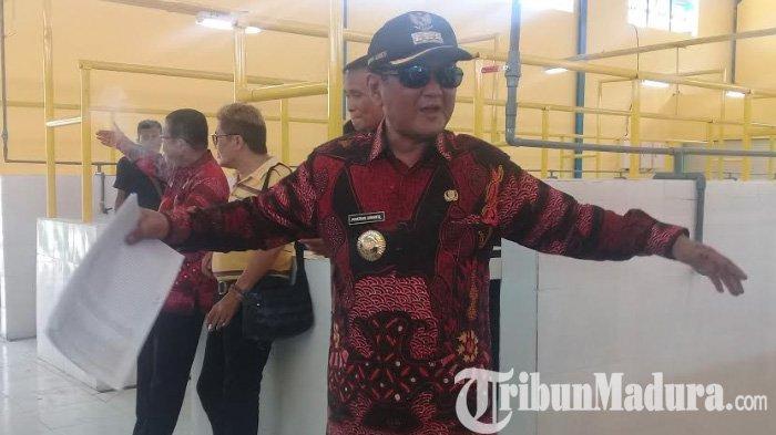 Pembeli Sepi, Ratusan Los di Pasar Margalela Sampang Tak Ditempati, Jonathan Tawarkan 3 Solusi ini