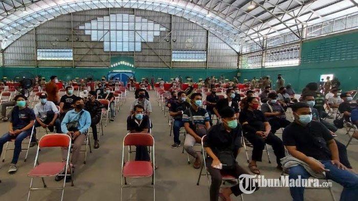 Pelanggar Protokol Kesehatan di Sidoarjo Menurun, Pj Bupati: Disiplin Masyarakat Terus Meningkat