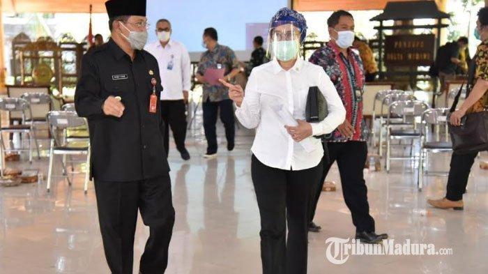 Pembatasan Kegiatan di Jawa dan Bali, Sidoarjo Menunggu Petunjuk Pemerintah Pusat Soal Formatnya