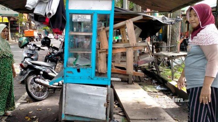 Mau Nyolong Elpiji, Maling di Lumajang Kabur saat Kepergok Polisi, Malah Lupa Bawa Sepeda Motornya