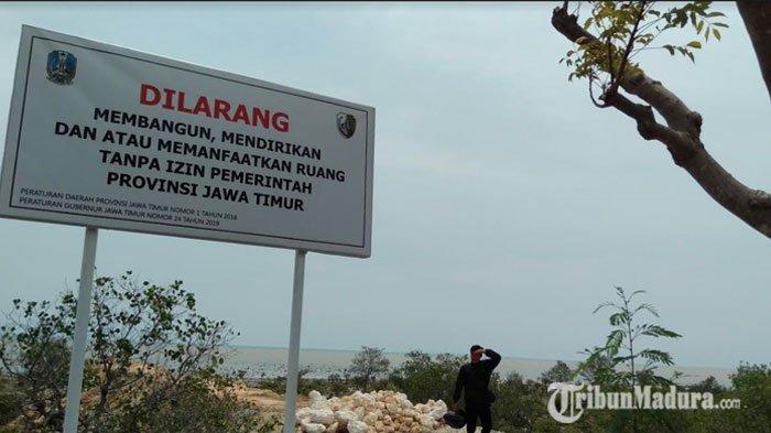 Satpol PP Sampang Tak Bisa Berbuat Banyak Soal Pelanggaran Reklamasi dan Penambangan Liar di Pantai