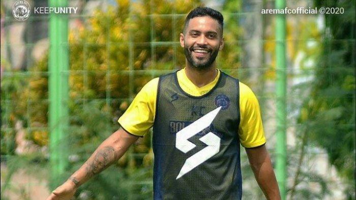 Tinggalkan Kota Malang, Bruno Smith Bantah Tak Perkuat Arema FC Lagi, Siap Kembali Awal 2021