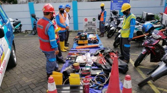 3003 Personel PLN UID Jatim Disebar ke 53 Titik Pengamanan Pasokan Listrik Menjelang Idul Fitri
