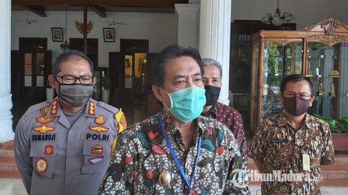 Aturan Baru PSBB Sidoarjo, Keluar Rumah Bawa Surat Keterangan dari RT/RW dan Pelanggar Jadi Relawan