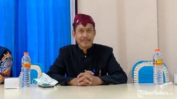 Plt Kepala Dinas Kesehatan Pamekasan, dr Achmad Marzuki.