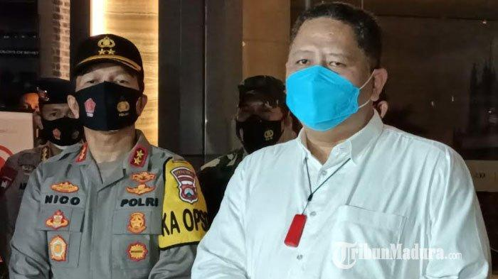 PPKM Surabaya, Petugas Akan Lakukan Tes Swab Acak Bagi Warga yang Masuk Surabaya Tanpa Kepentingan
