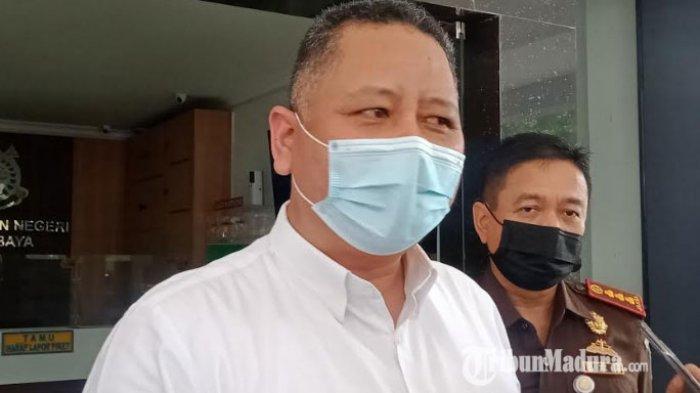 Whisnu Sakti Siap Jadi Orang Pertama Disuntik Vaksin Covid-19 di Surabaya, Janjian dengan Gubernur