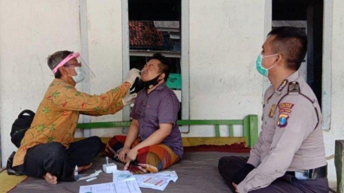 PMI Asal Pamekasan Pulang Kampung Jelang Lebaran Idul Fitri 1442 H, Polres Langsung Swab dan Isolasi