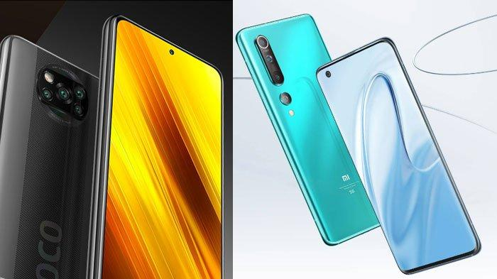 Harga Xiaomi pada Desember 2020, Mulai dari Redmi 8, Redmi Note 9, Poco X3 NFC Hingga Mi 10