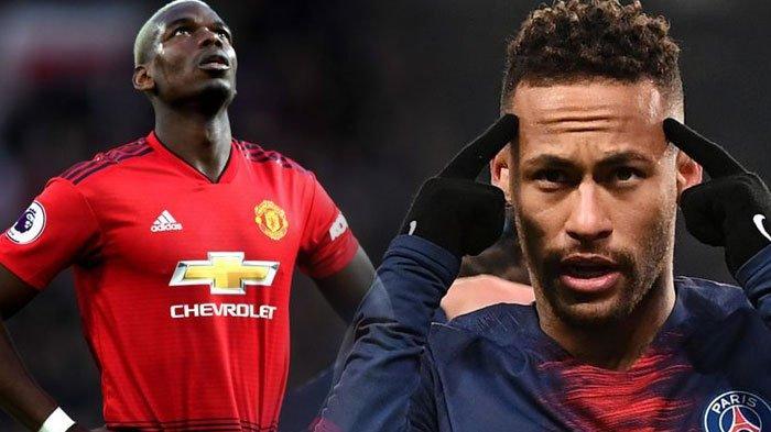 Deretan Pemain Bintang Nasibnya Terkatung, dari Pogba Hingga Neymar, Antara Bertahan atau Pergi