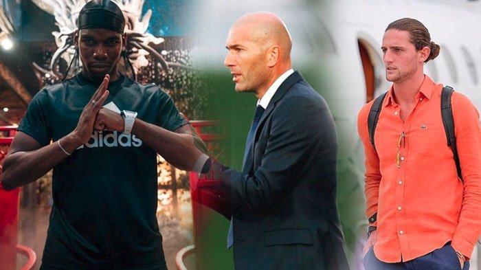 Pelatih Real Madrid Tolak Pemain Gratisan ini dan Lebih Pilih Pogba Harga Fantastis, Penyebabnya?
