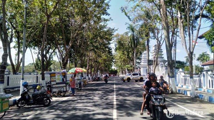 TanggulangiBencana Longsor, Pemkab Sampang Siapkan 40 Ribu Tanaman Khusus Lahan Kritis Milik Warga