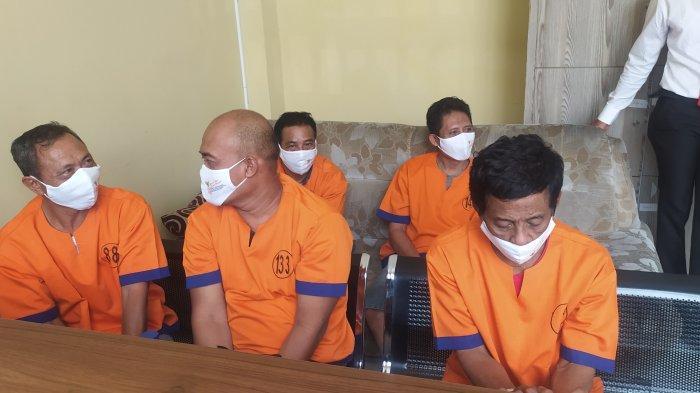 Bermodal Alat Cetak Sablon Sindikat Peredaran Uang Palsu Senilai Rp2,7 Miliar Diamankan Polda Jatim