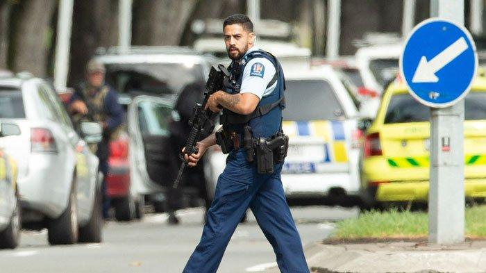 Teroris Penembakan di Selandia Baru Datang dari Australia untuk Membalas Penyerang di Tanah Eropa