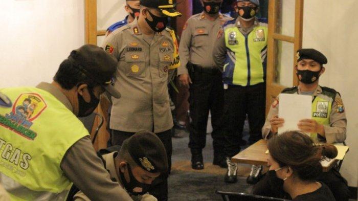 Tak Patuh Protokol Kesehatan di Kota Blitar, Delapan Kafe Dikenai Sanksi Tindak Pidana Ringan