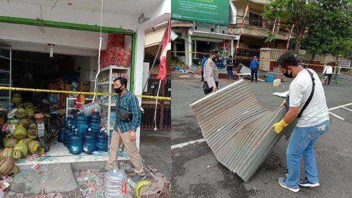 Ledakan Hebat di Dekat Gedung DPRD Jember, Dikira Aksi Sabotase, Penyebabnya adalah Kebocoran Gas