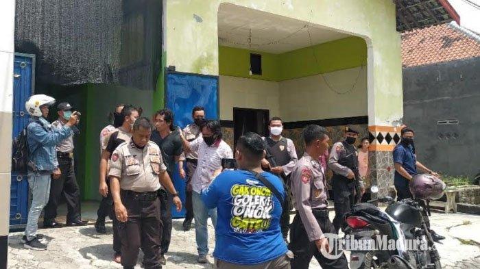 Penganiayaan Sadis Nenek di Mojokerto, Kepala Korban Ditusuk Pisau, Pelaku Diduga Gangguan Jiwa