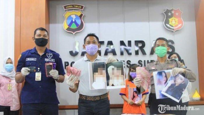 Tak hanya Surabaya, Muncikari Prostitusi Online Juga Buka Praktik Layanan di Sejumlah Kota Berikut