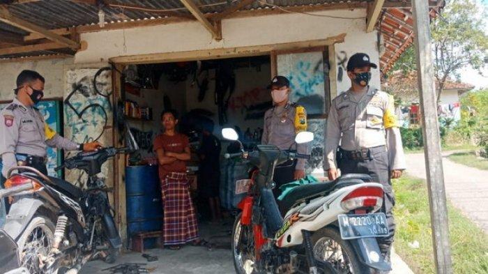 Semua Bengkel di Pamekasan Dilarang Melayani Pemasangan Knalpot Brong, Terus Disisir Polisi