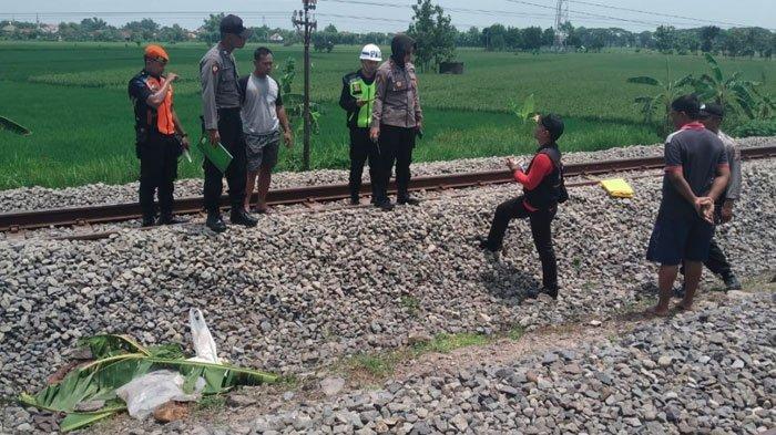Wanita di Kota Madiun Tewas Mengenaskan setelah Tersambar Kereta Api, Korban Diduga Alami Depresi