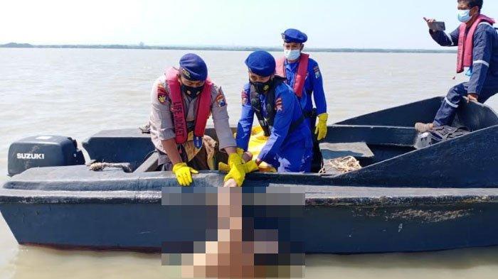 Mayat Tanpa Identitas Ditemukan Mengapung di Perairan Gresik, Diduga Seorang Nelayan