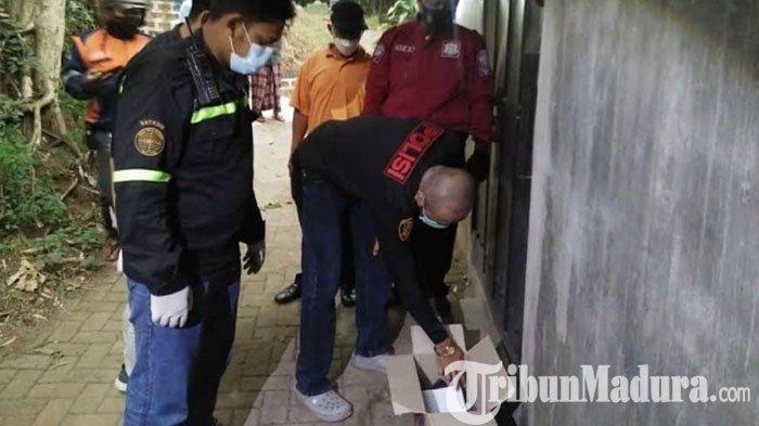 Pelaku Pembuang Jenazah Bayi di Malang Diburu, Yamaha NMax Warna Abu-Abu Strip Kuning Jadi Petunjuk