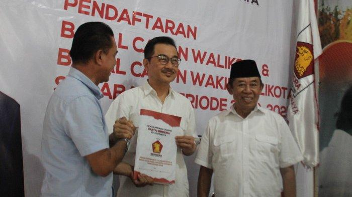Ingin Jadi Suksesor Risma, Politisi PDIP ini Daftar Maju Pilkada Surabaya 2020 Lewat Partai Gerindra