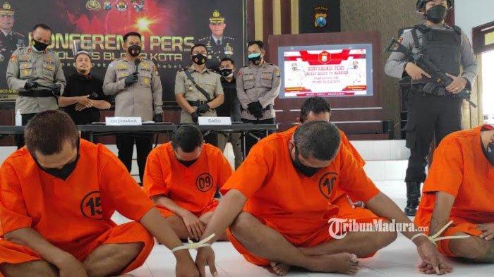 Mantan Pegawai Damkar Kabupaten Blitar Ditangkap Polisi, Hal Ini Jadi Penyebabnya