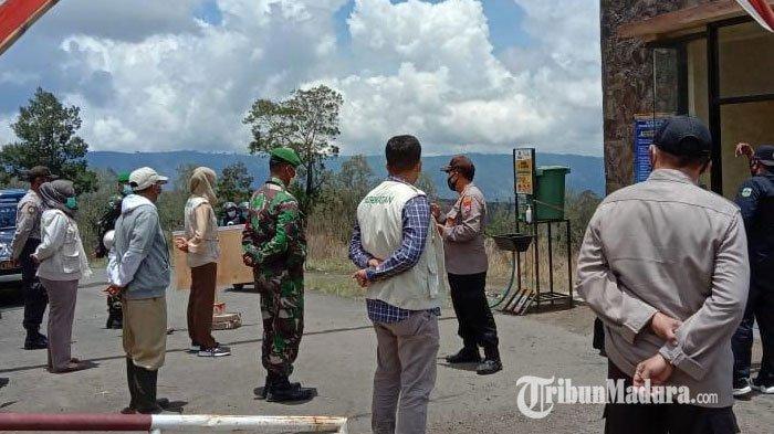 Jelang Libur Panjang, Polres Bondowoso Siapkan Pos Pengamanan, Masyarakat Diminta Terapkan Prokes