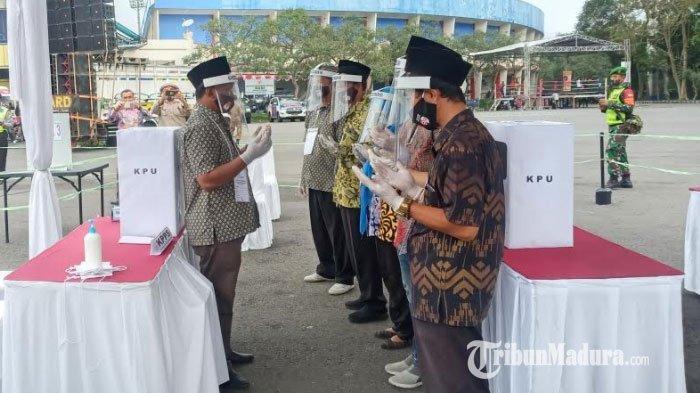 KPU Lakukan Pemungutan Suara Ulang Pilkada Serentak 2020 2 TPS di Surabaya dan Malang, ini Alasannya