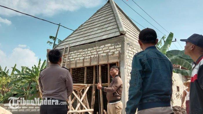 Empat Pekerja Bangunan di Sumenep Tersengat Listrik saat Bekerja, Satu Orang Tewas di Lokasi