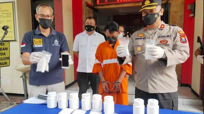 Polisi Tangkap Pengedar Pil Koplo di Kalangan Buruh dan Pelajar Kota Malang, Amankan 8 Ribu Butir