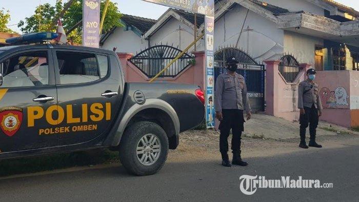 Polsek Omben Sampang Tekan Kriminalitas dan Penyebaran Covid-19 Melalui Kampung Tangguh Semeru