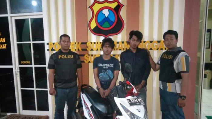 Teriakan Siswi SMP di Malam Sepi, Mampu Hentikan Aksi Dua Pelaku Begal di Surabaya, Lihat Endingnya