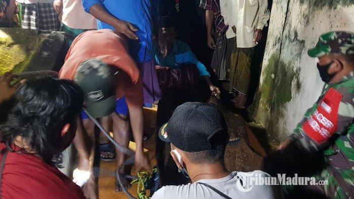 TERKUAK Warga Desa Padike Sumenep yang Tewas di Dalam Sumur Tua Diduga Gangguan Jiwa Sejak Kecil