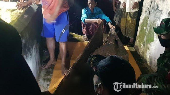 Warga Desa Padike Kabupaten Sumenep Ditemukan Tewas di Dalam Sumur Tua, Sempat Hilang Seharian
