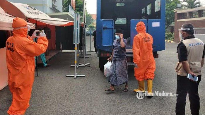Jumlah Pasien Covid-19 di RS Lapangan Indrapura Naik Signifikan, Diprediksi akan Terus Bertambah