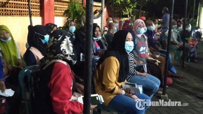 32 TKI Ilegal asal Sampang Dipulangkan dari Malaysia di Tengah Pandemi Corona, Begini Kondisi Mereka