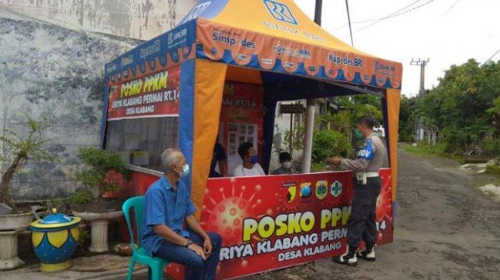 Pelaksanaan PPKM Mikro di Kabupaten Bondowoso Berjalan Efektif, 4.831 RT Sudah Masuk Zona Hijau