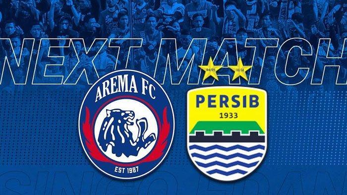 Untuk Ketiga Kalinya, Laga Arema FC Vs Persib Bandung Kembali Diundur, Inilah Jadwal Terbarunya