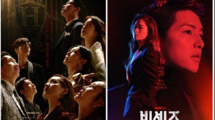 11 Drama Korea Bergenre Thriller yang Berawal dari Rasa Dendam, Vincenzo The Penthouse Termasuk