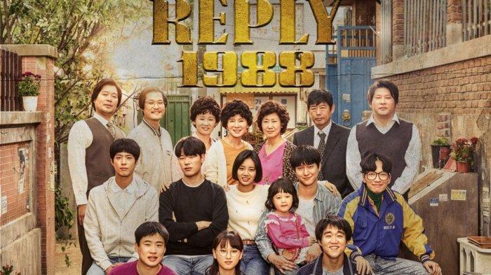 Rekomendasi 10 Drama Korea Bergenre Komedi yang Seru dan Bikin Ngakak, Salah Satunya Reply 1988