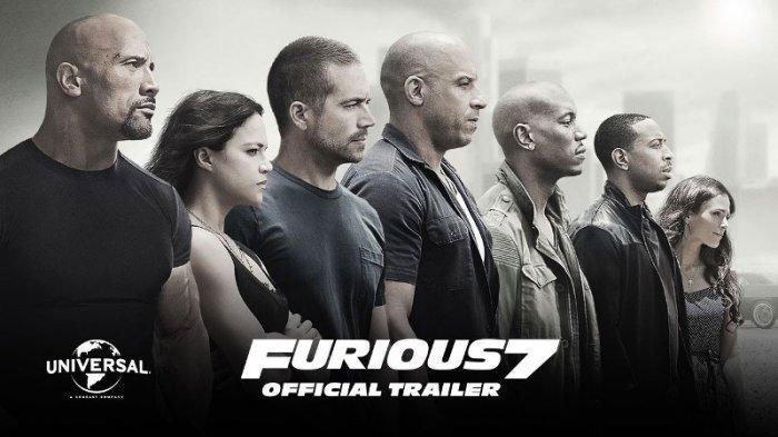 Sinopsis FilmFast Furious 7 Tayang di GTVSenin13 April 2020, PerpisahanVin Diesel & Paul Walker