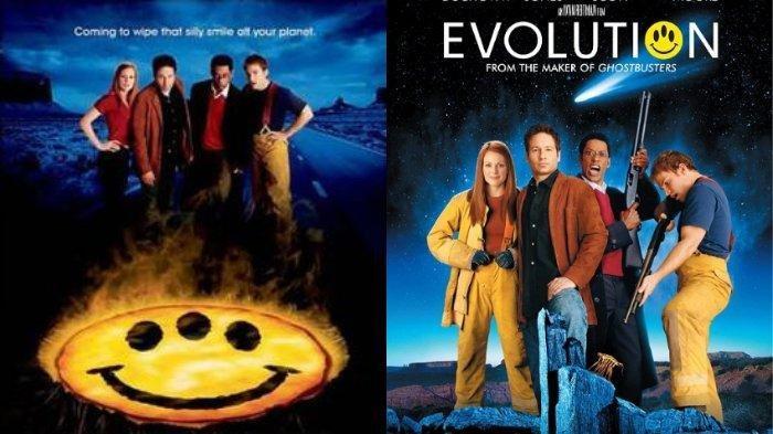 Film Evolution (2001) Tayang di Bioskop Trans TVpada Jumat 10 April 2020, Simak Sinopsisnya di Sini