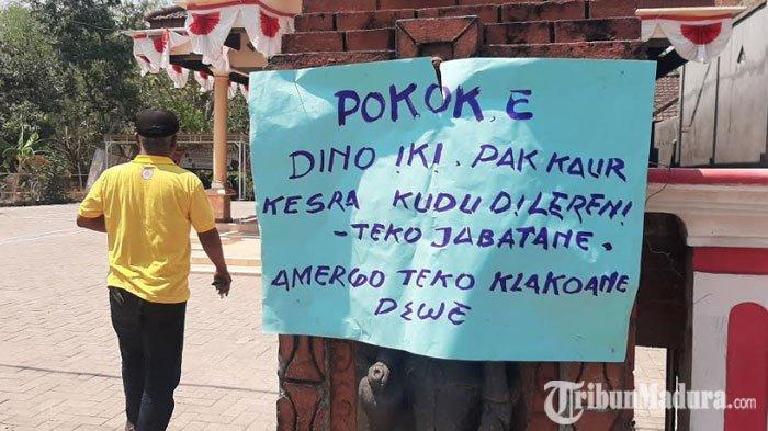 Warga Murka, Pejabat DesaKepergok PunyaSkandal dengan Wanita Bersuami, Diarak hingga ke Balai Desa