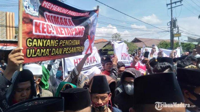 Pemilik Akun FBAllby Madura Minta Maaf setelah Menghina Kiai Ponpes Karang Durin,Ngaku Bercanda