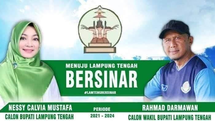 PosterPelatih Madura United Jadi Peserta Pilkada di Lampung Beredar,Rahmad Darmawan:SayaDitawari
